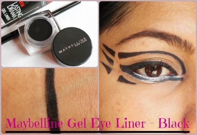 Maybelline Lasting Drama Gel Liner Black Look