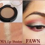 SIGMA Eye Shadow Fawn Look