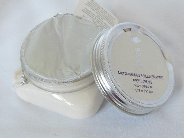 Votre Multi Vitamin Night Cream