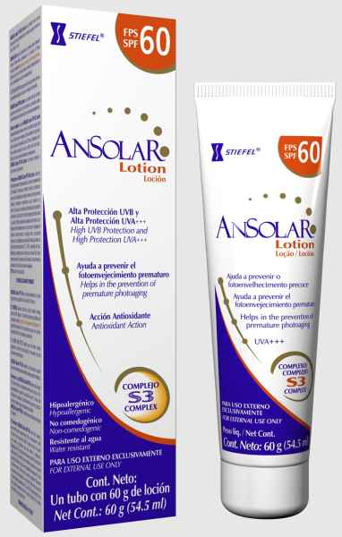 Ansolar Daily Use Skin Gel Creme SPF 30