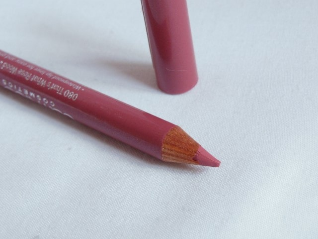 Catrice Long Lasting Lip Pencil Review