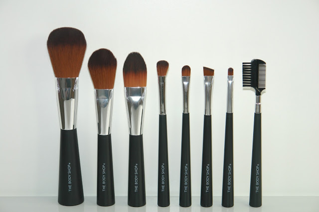 Makeup Brushes Brands in India- The Body Shop
