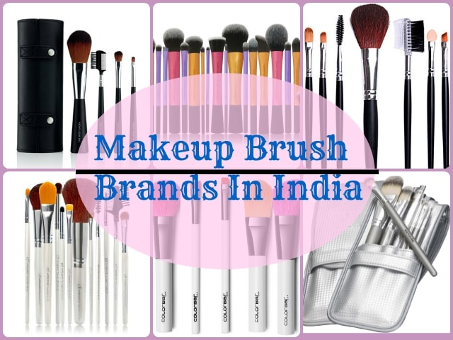Makeup Brushes in India