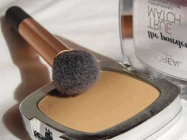 Real Techniques Core Collection - Contour Brush Review