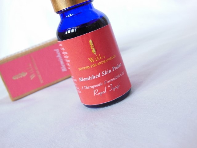Wikka Blemished Skin Potion by Rupal Tyagi