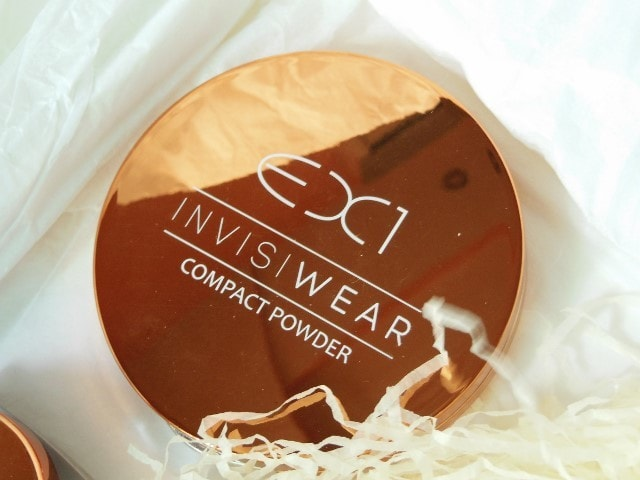 EX1 Cosmetics Powder Compact