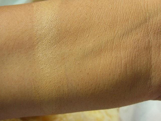Ex1 Cosmetics Delete Concealer Anti Blemish - Dark Circle Corrector Swatch 2