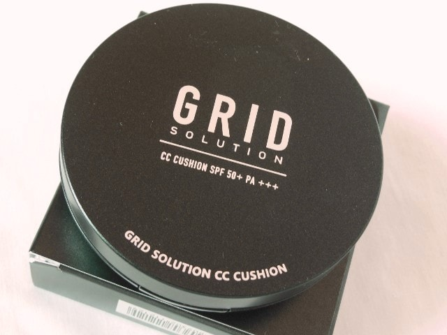 Grid Solution CC Cushion SPF50+ PA+++