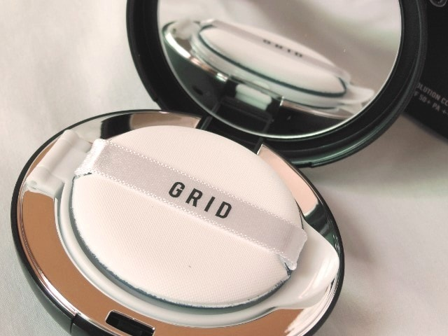Grid Solution CC Cushion SPF50+ Sponge