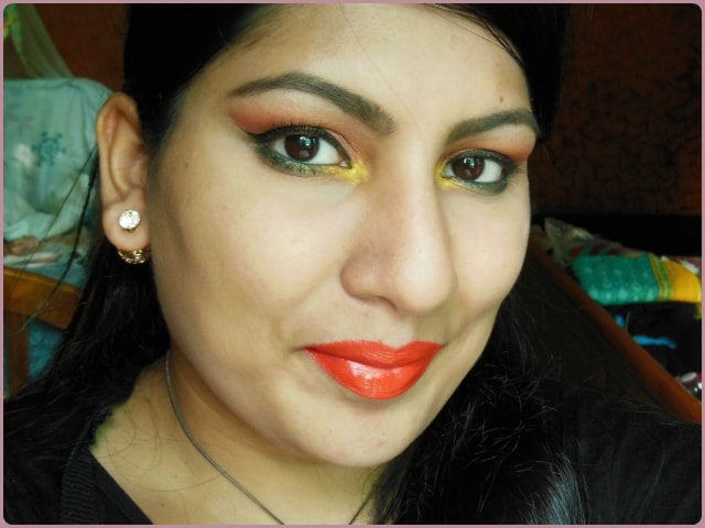 L'Oreal Mat Magique All In One Tranforming Powder FOTD