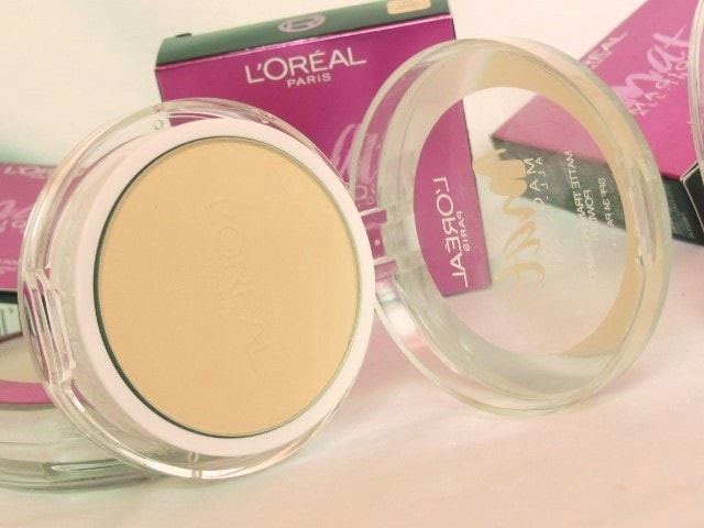 L'Oreal Mat Magique All In One Tranforming Powder Review