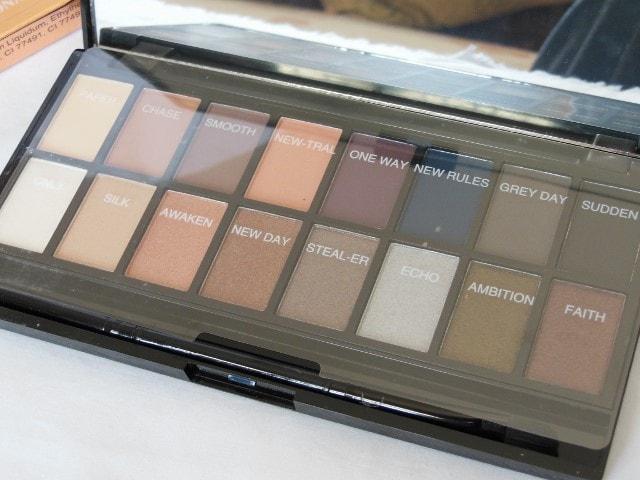 Makeup Revolution London Iconic Pro 2 Eye Shadow Palette