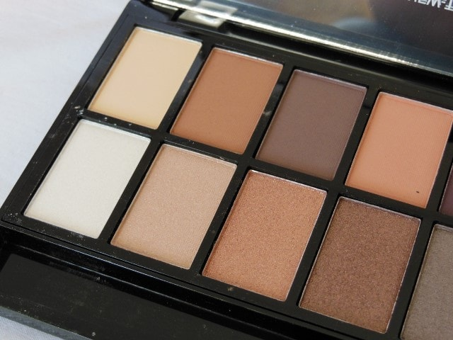 Makeup Revolution London Iconic Pro 2 Palette Shades 1