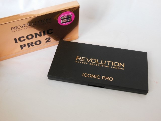 Makeup Revolution London Iconic Pro 2 Palette