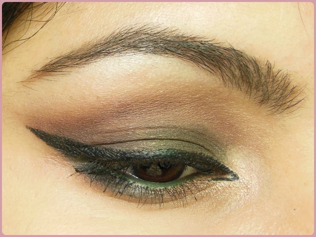 Makeup Revolution London Iconic Pro2 Palette EOTD