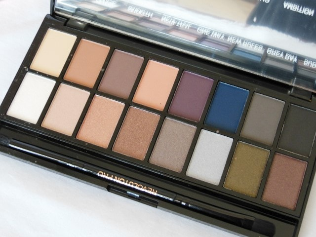 Makeup Revolution London Iconic Pro2 Palette Review