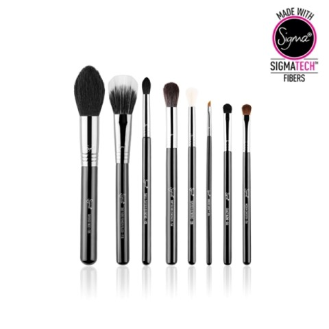 SigmaTech Essential Brush Set