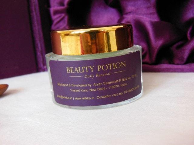 Wikka Beauty Potion