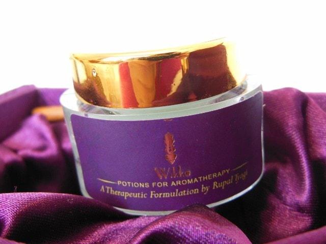 Wikka Beauty Potion Jar