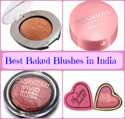 Best Baked Blushes In India