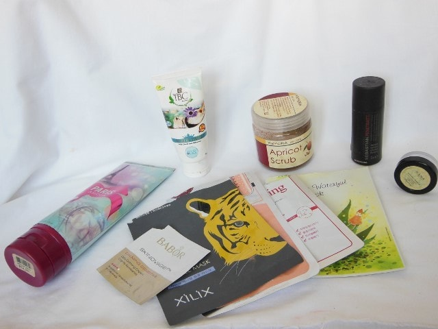 Products Finished September 2015