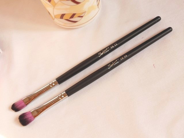 Sedona Lace Makeup Brush - Eye Brush EB 11 and EB 09