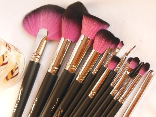 Sedona Lace Vortex Synthetic Professional Makeup Brushes Review