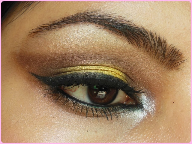 Bronze and Yellow Eyes