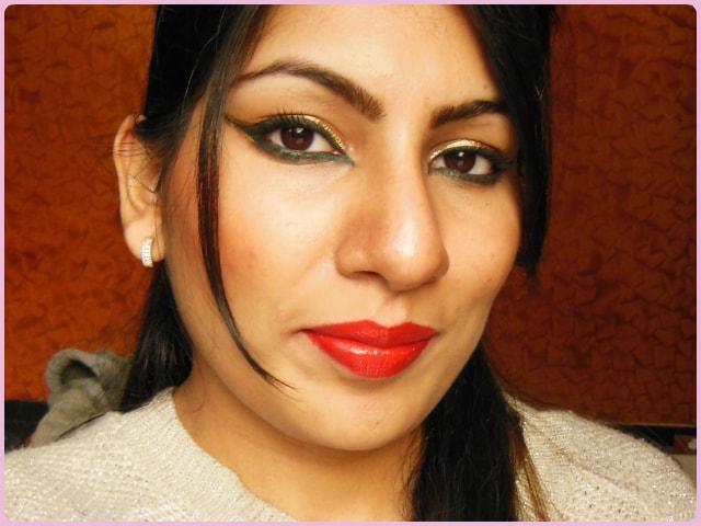 Dual Eye Liner Makeup