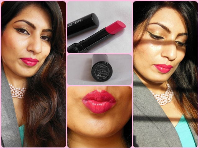INGLOT Slim Gel Lipstick #59 Look