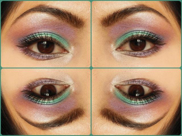 Eye Makeup Tutorial: Kareena Kapoor Inspired Green and ...