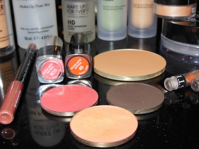 Makeup Forever Lip Products
