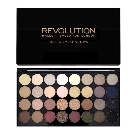 Makeup Revolution Palette Discounts