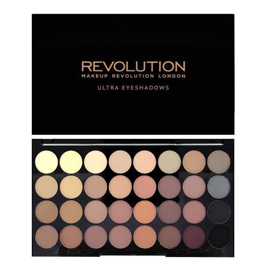 Makeup Revolution Palette Offers