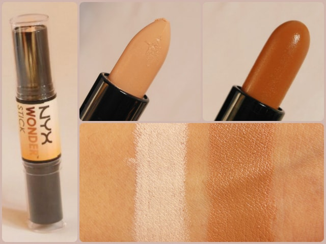 NYX HIghlighting and Contouring Stick in Medium-tan