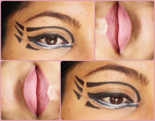 Pixiwoos Inspired Graphic Eye Makeup