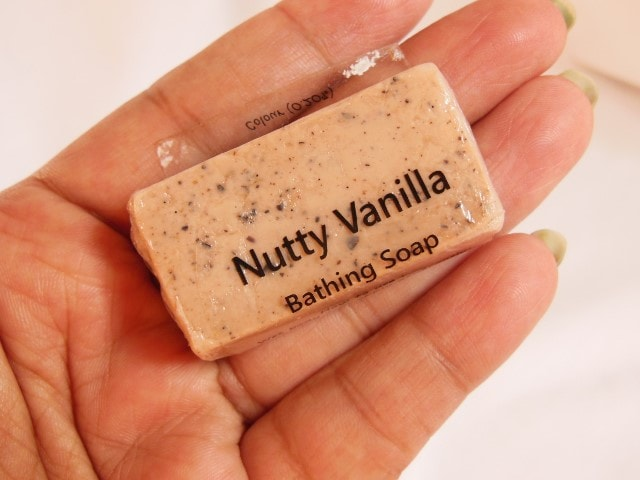Sand For Soapholics Nutty Vanilla Bathing Soap