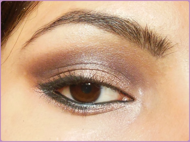 Cool Toned Smokey Brown Eyes