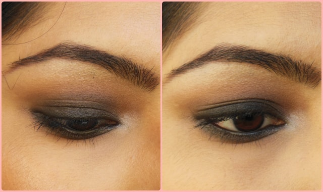 Gerua Song Inspired Eye Makeup