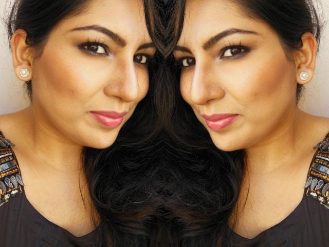 Gerua Song Inspired Makeup Look FOTD 1