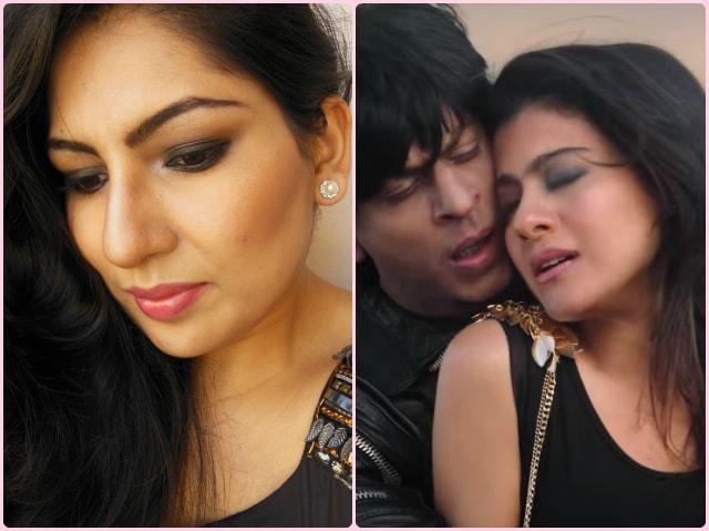 Gerua Song Inspired Makeup look