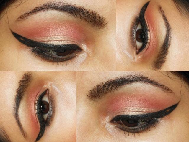 Heart Eye Liner Eye Makeup