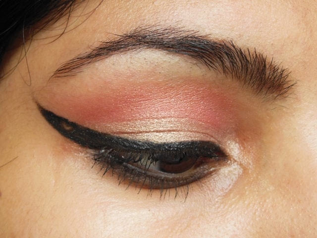 Heart Eyeliner Eyes