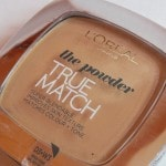 L'Oreal Paris True Match Super Blendable Powder Review