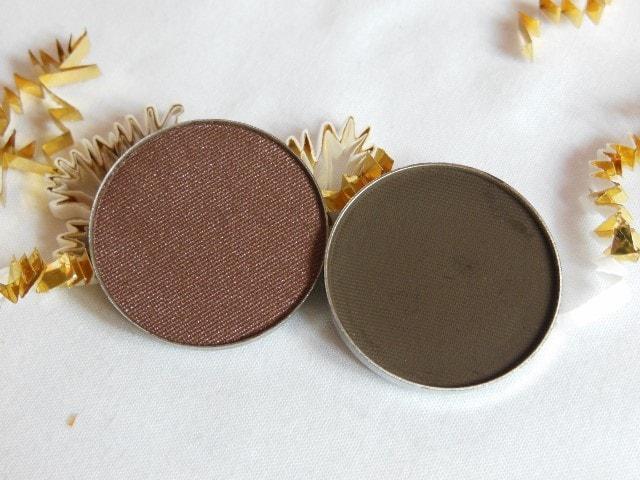 Luxie Beauty Dark Brown Eye Shadow 302, 104