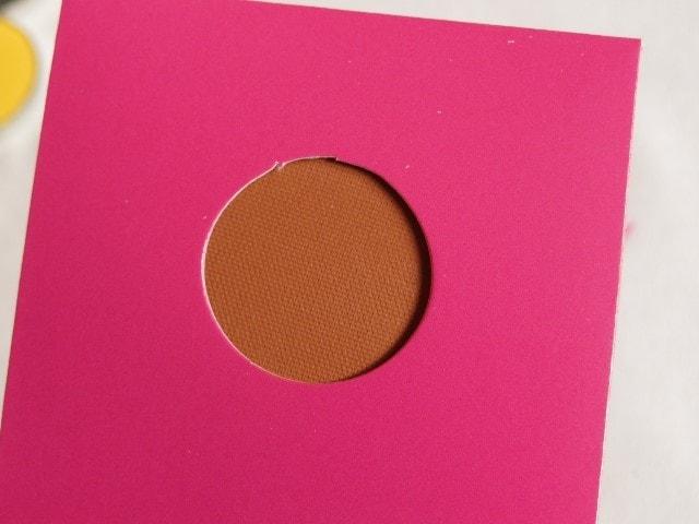 Makeup Geek Cocoa Bear Eye Shadow