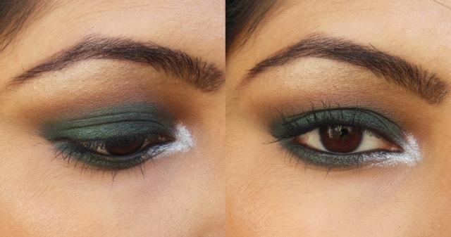Makeup Geek Envy Eye shadow Eyes