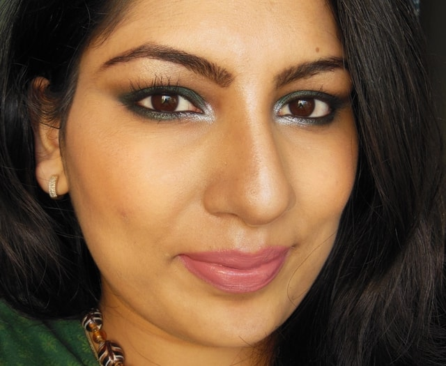 Makeup Geek Envy Eye shadow Face 1