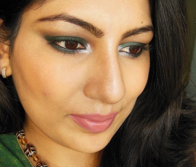 Makeup Geek Envy Eye shadow Face 2