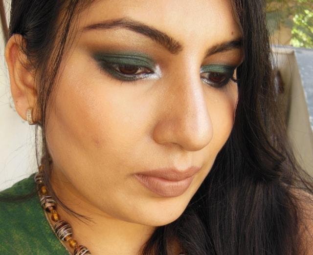 Makeup Geek Envy Eye shadow Face 3